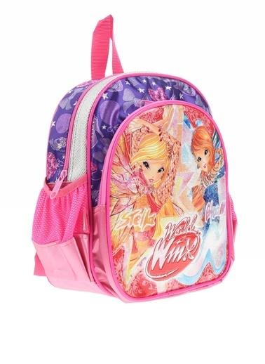 Winx Club Okul Çantası Renkli